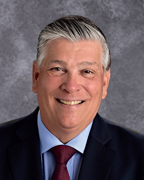 Photo of Jim Segredo, President